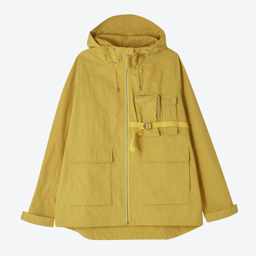 Saturdays NYC Suzuki Windbreaker in Goldenrod