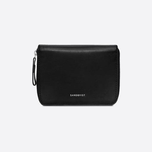 Sandqvist Amanda Wallet in Black
