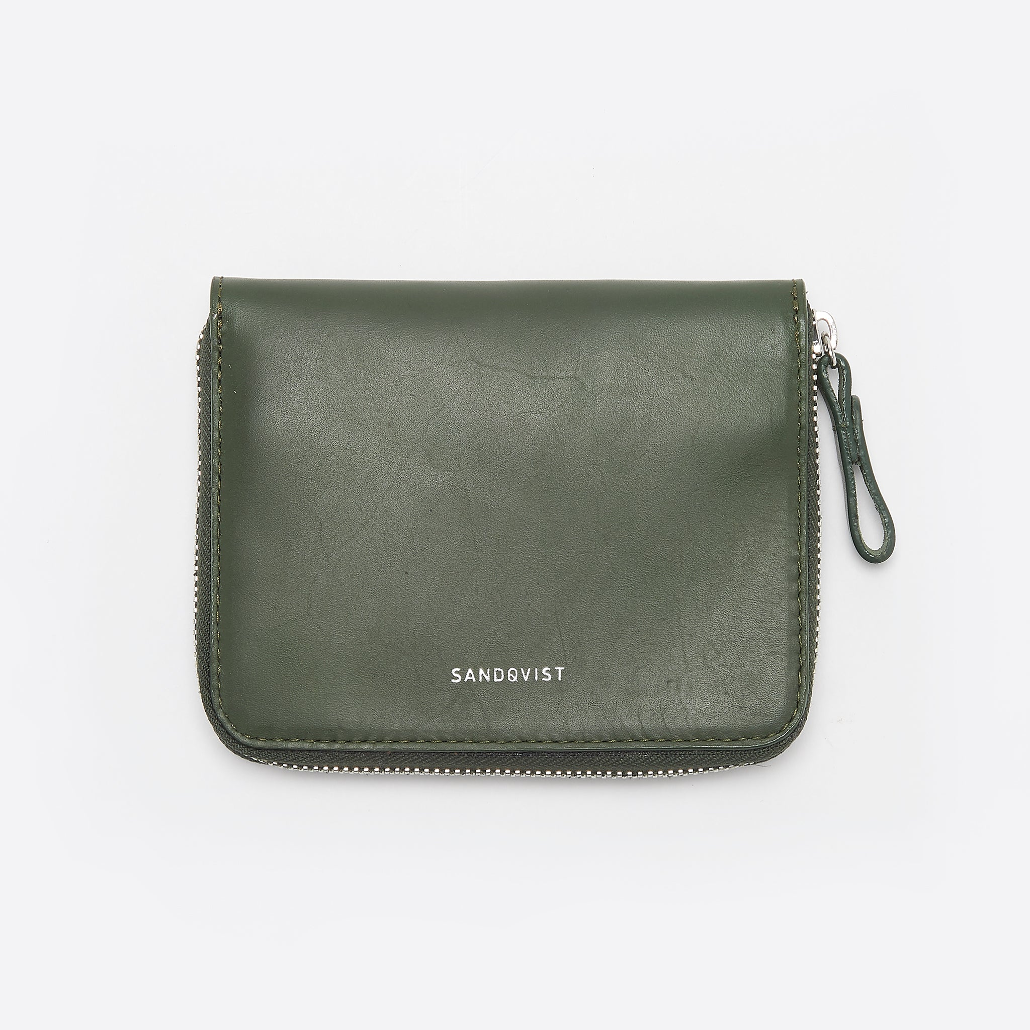 Sandqvist Amanda Wallet in Green