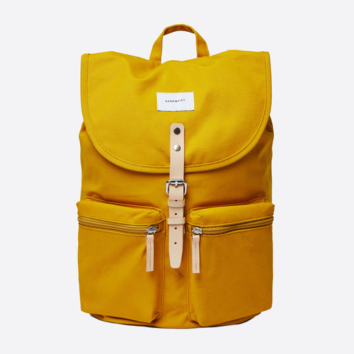Sandqvist Roald Bag in Yellow