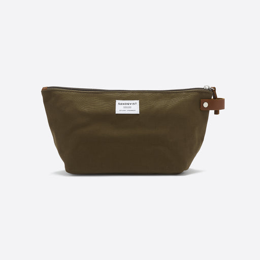 Sandqvist Cleo Washbag in Olive