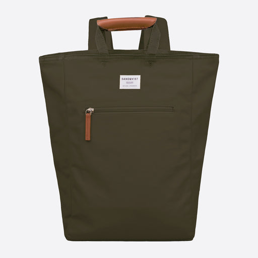 Sandqvist Tony Bag in Olive