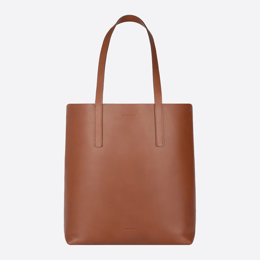 Sandqvist Helga Bag in Cognac Brown