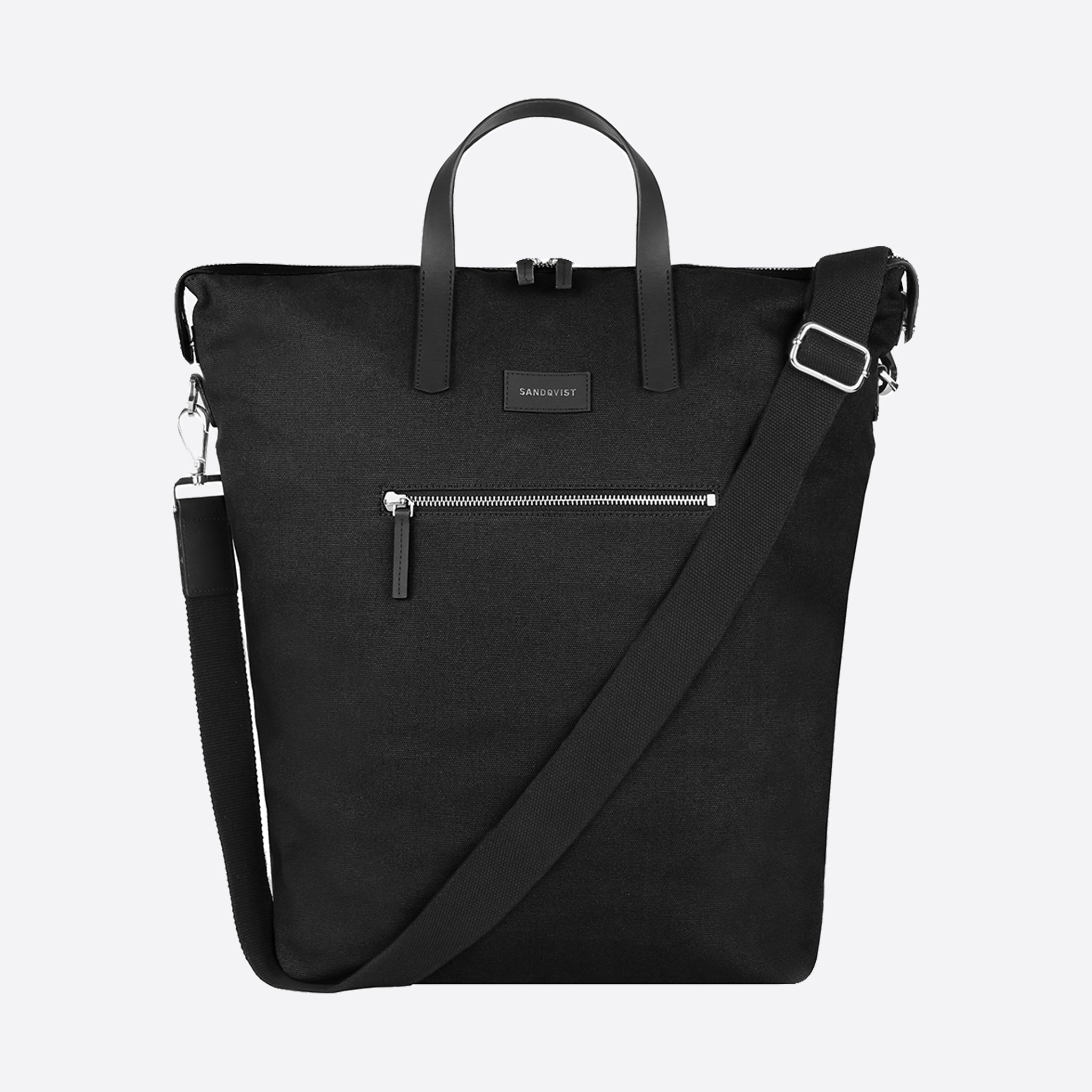 Sandqvist Jussi Bag in Black
