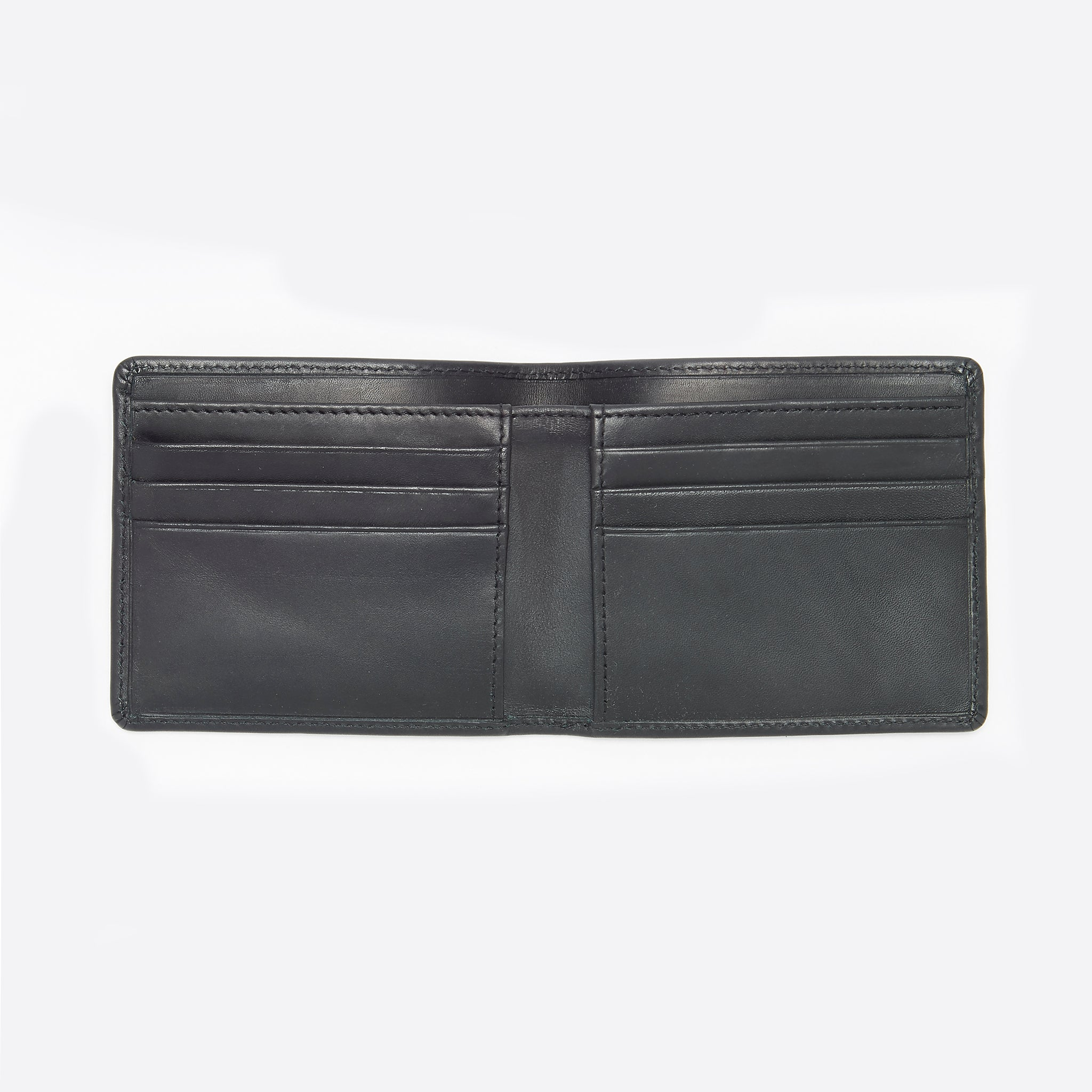 Sandqvist Manfred Wallet in Black
