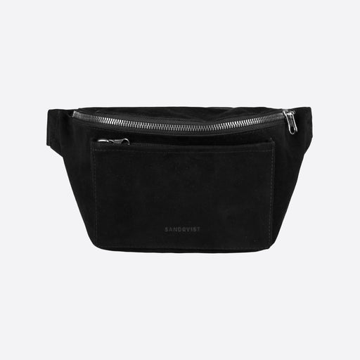 Sandqvist Sarah Bum Bag in Black