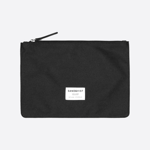 Sandqvist Ture Medium Pouch in Black