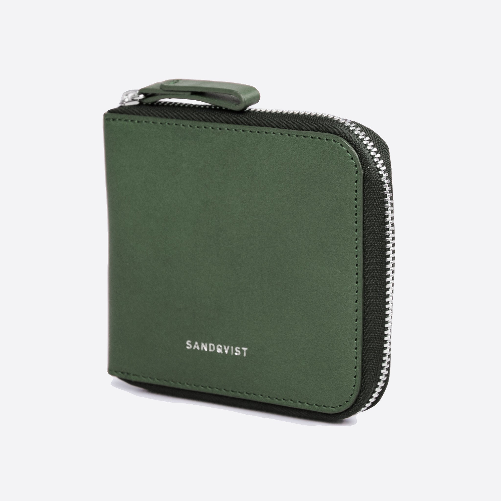 Sandqvist Tyko Wallet in Green