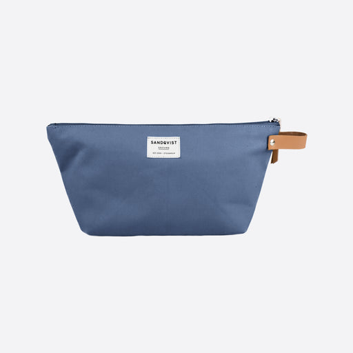 Sandqvist Cleo Washbag in Dusty Blue