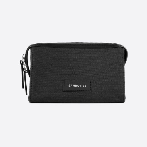 Sandqvist Ina Makeup Bag in Black