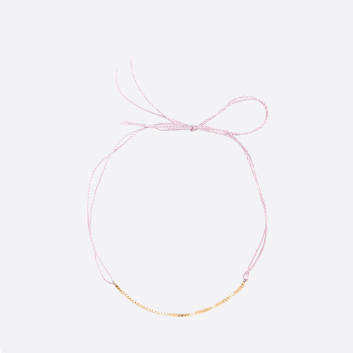 Sara Lasry Wish Bracelet in Lilac