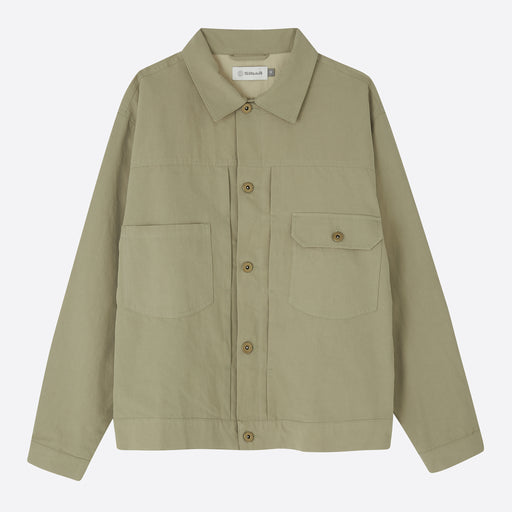 Satta Dao Jacket in Stone