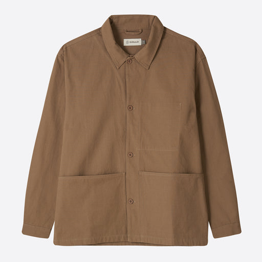 Satta Allotment Jacket in Tan