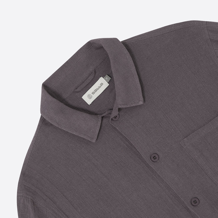 Satta Paseo Shirt in Indigo