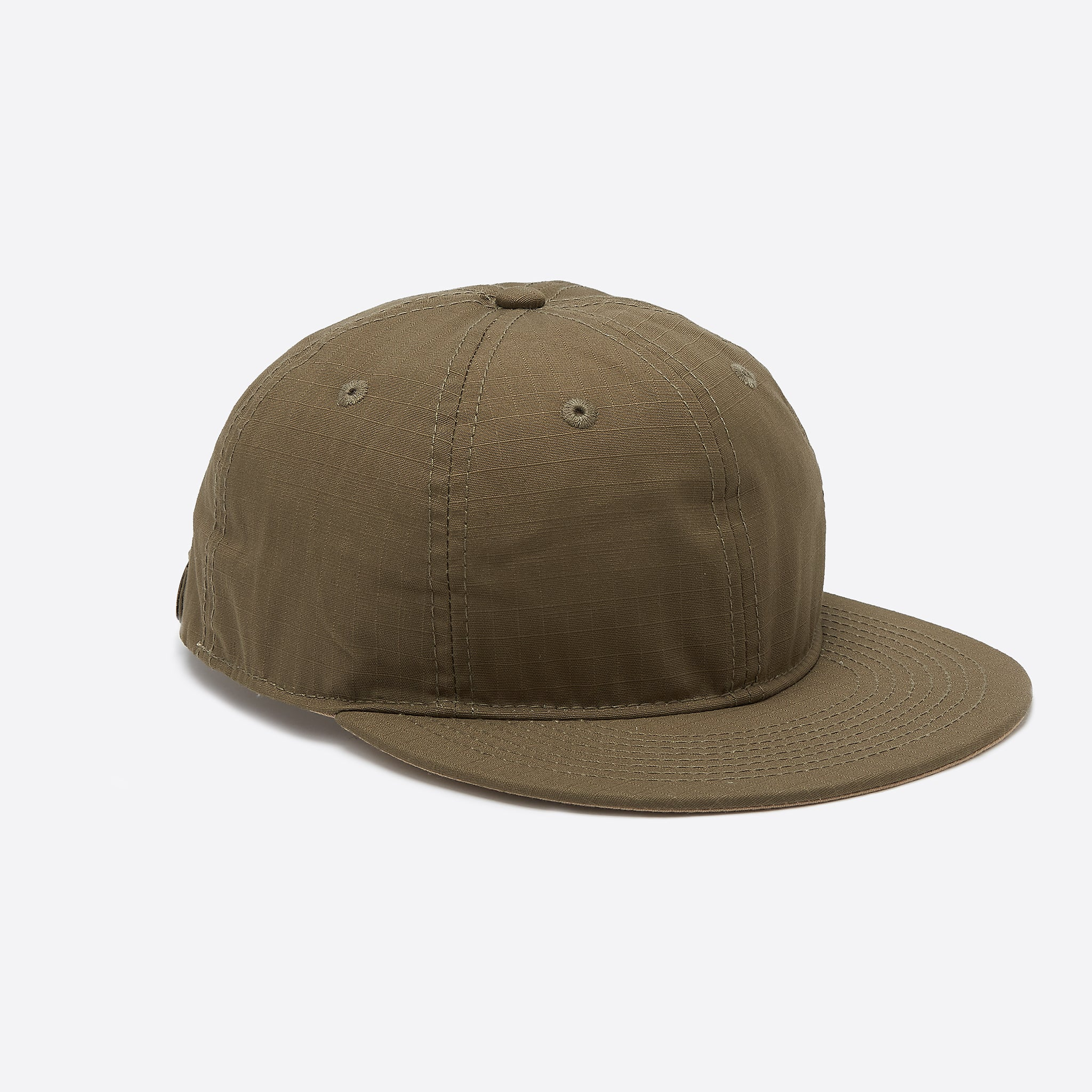 Satta Ripstop Cap in Muted Olive