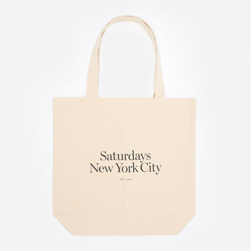 Saturdays NYC Miller Tote Bag in Natural