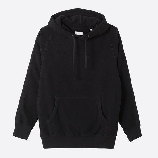 Saturdays NYC Ditch Tape Hooded Sweatshirt in Black