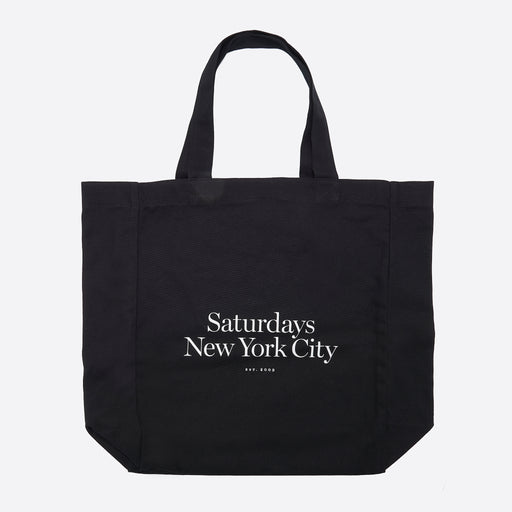 Saturdays NYC Miller Tote Bag in Black