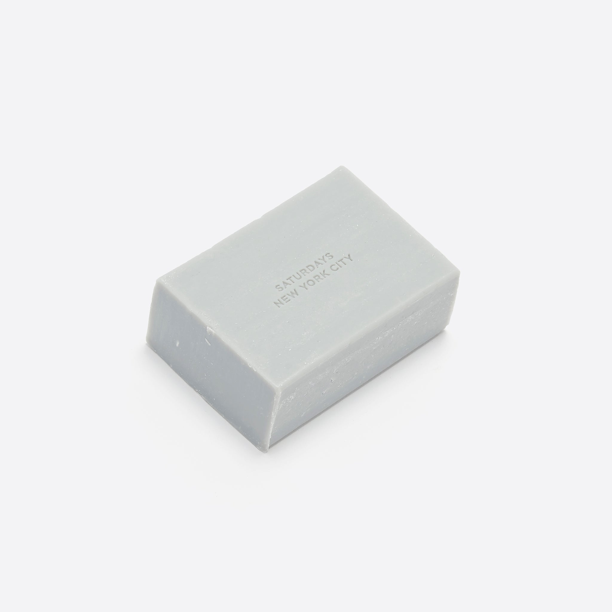 Saturdays NYC Moisturizing Bar Soap