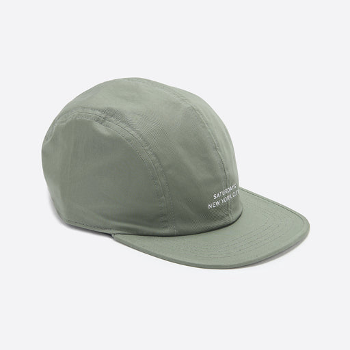Saturdays NYC Russel DWR Cap in Olive