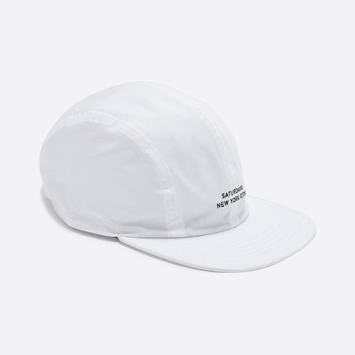 Saturdays NYC Russel DWR Cap in White