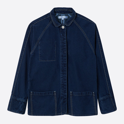Sideline Beth Jacket in Indigo