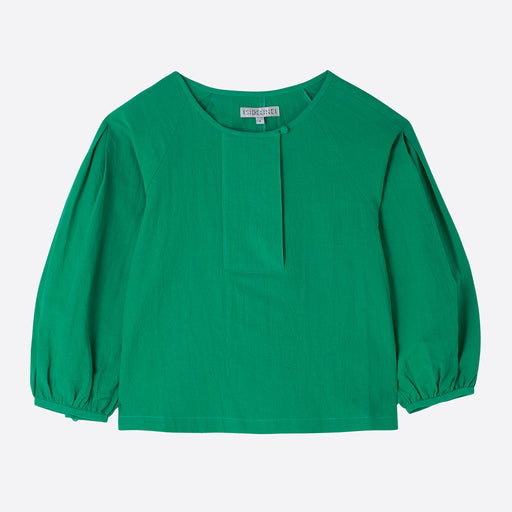 Sideline Folke Top in Green