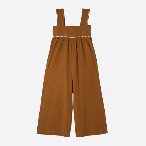 Sideline Galia Jumpsuit in Tobacco