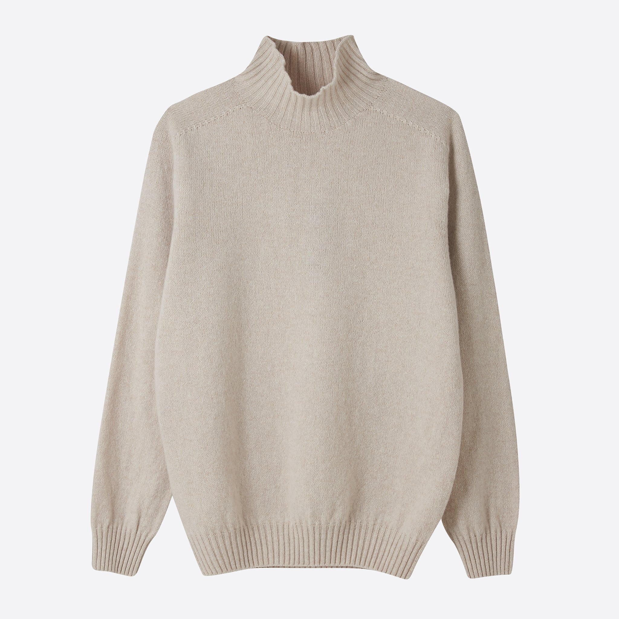 Sideline Holly Jumper in Oatmeal