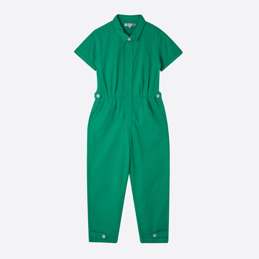 Sideline Patti Boilersuit in Green