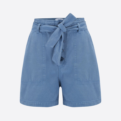 Sideline Dove Shorts in Petrol