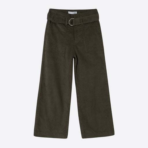 Sideline Haru Trousers in Olive
