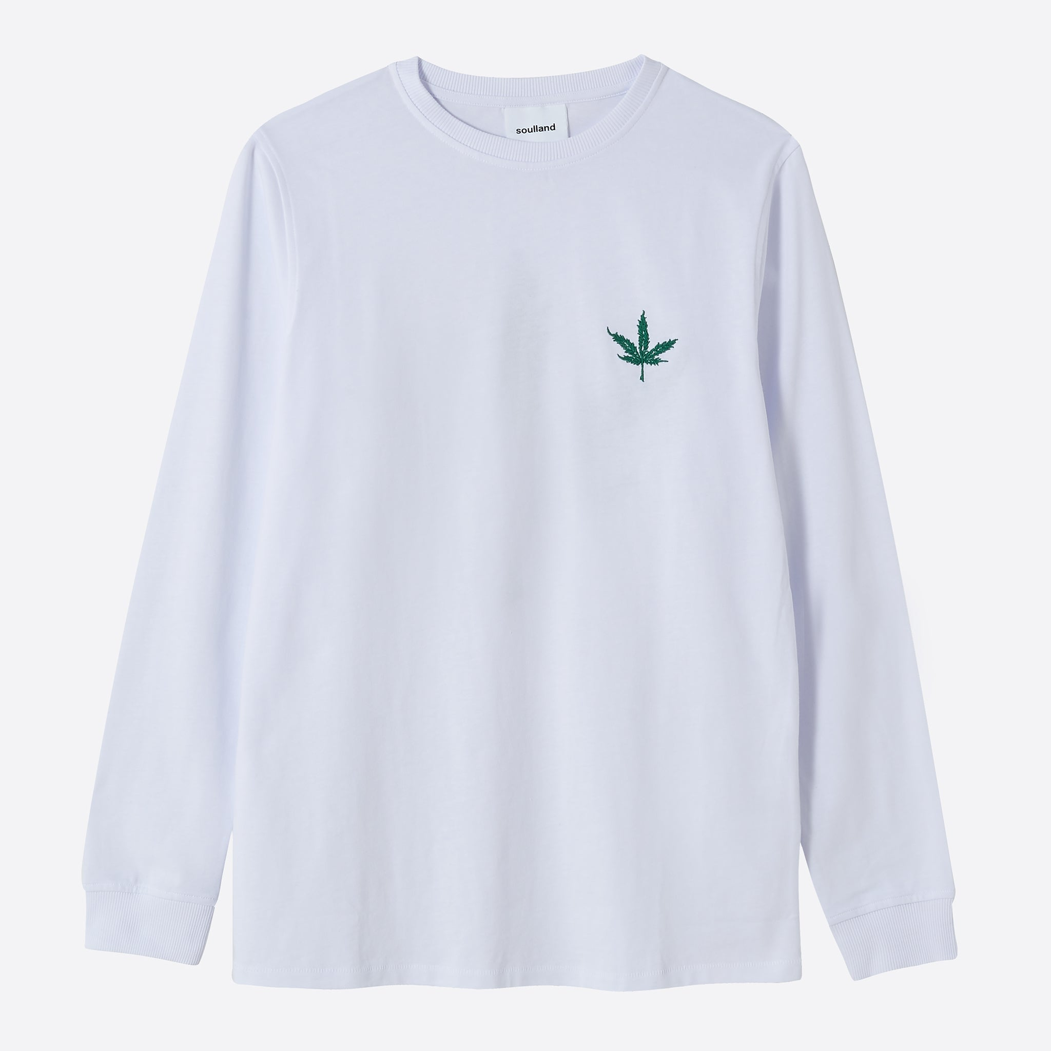 Soulland Cooper T-Shirt in White