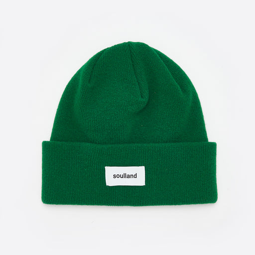 Soulland Villy Beanie in Green