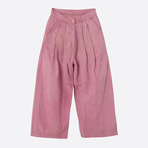 STORY mfg Cereal Trouser in Sappy Pink