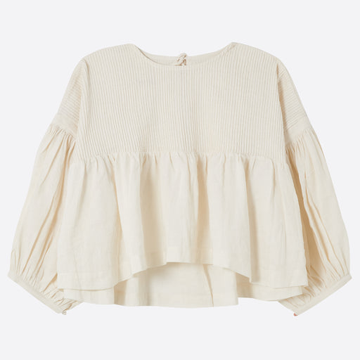 STORY mfg Mon Top in Sunbleached Ecru