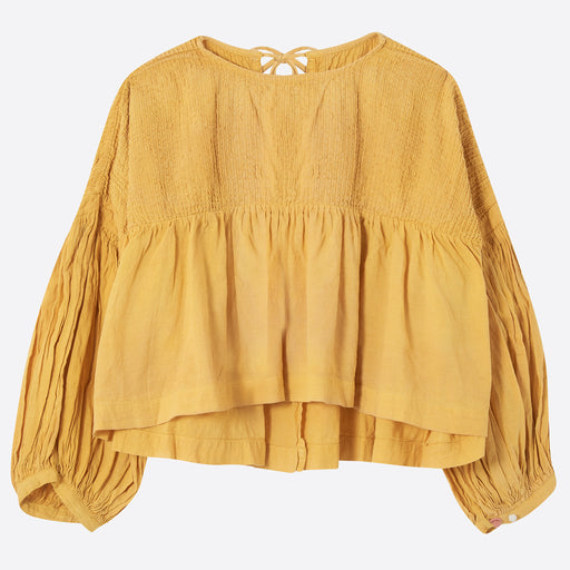 STORY mfg Mon Top in Jackfruit Yellow
