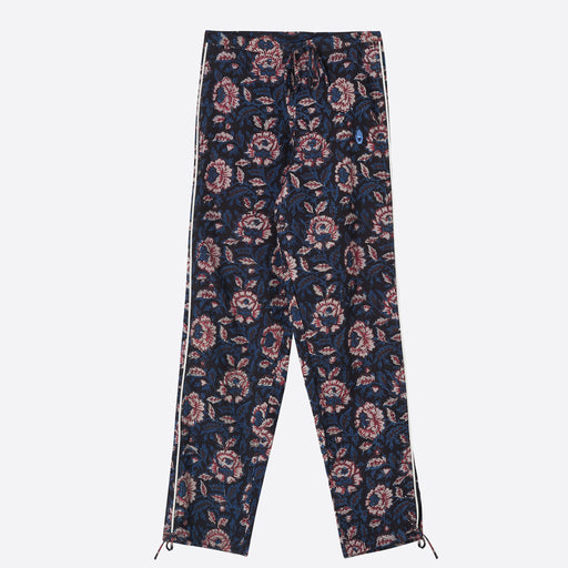 STORY mfg Todash Track Pant - Floral Block