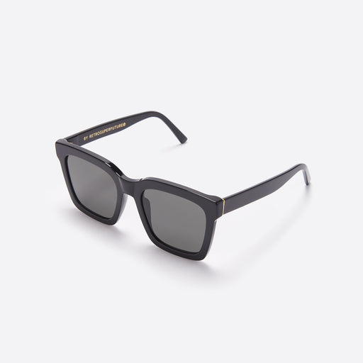 Super Aalto Sunglasses in Black