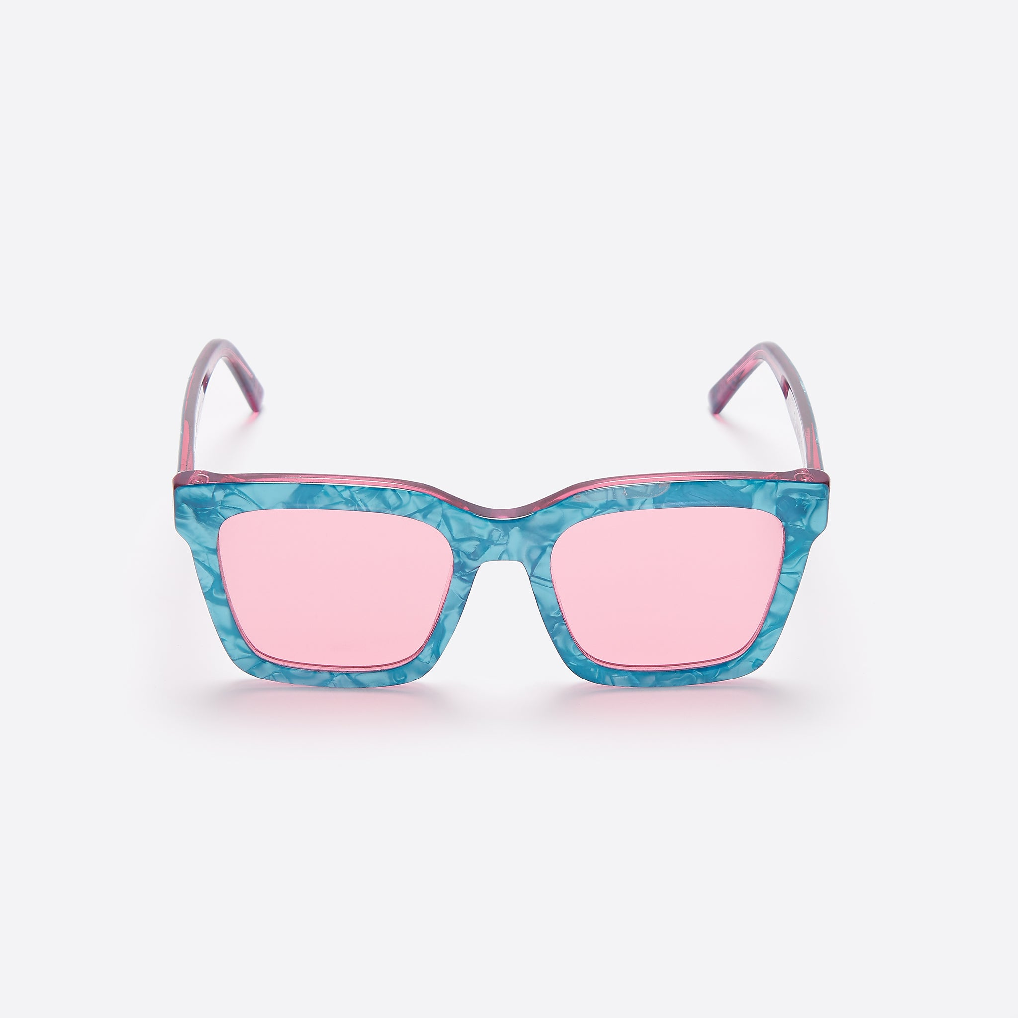 Super Aalto Sunglasses in Blue Pearl