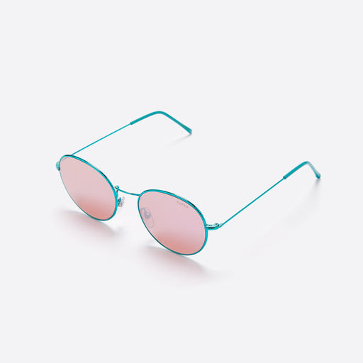 Super Wire Sunglasses in Pink
