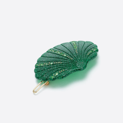Valet Studio Kiki Clip in Emerald