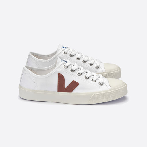 Veja Wata Canvas White Dried Petal