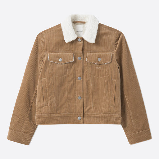Wood Wood Joni Jacket in Khaki
