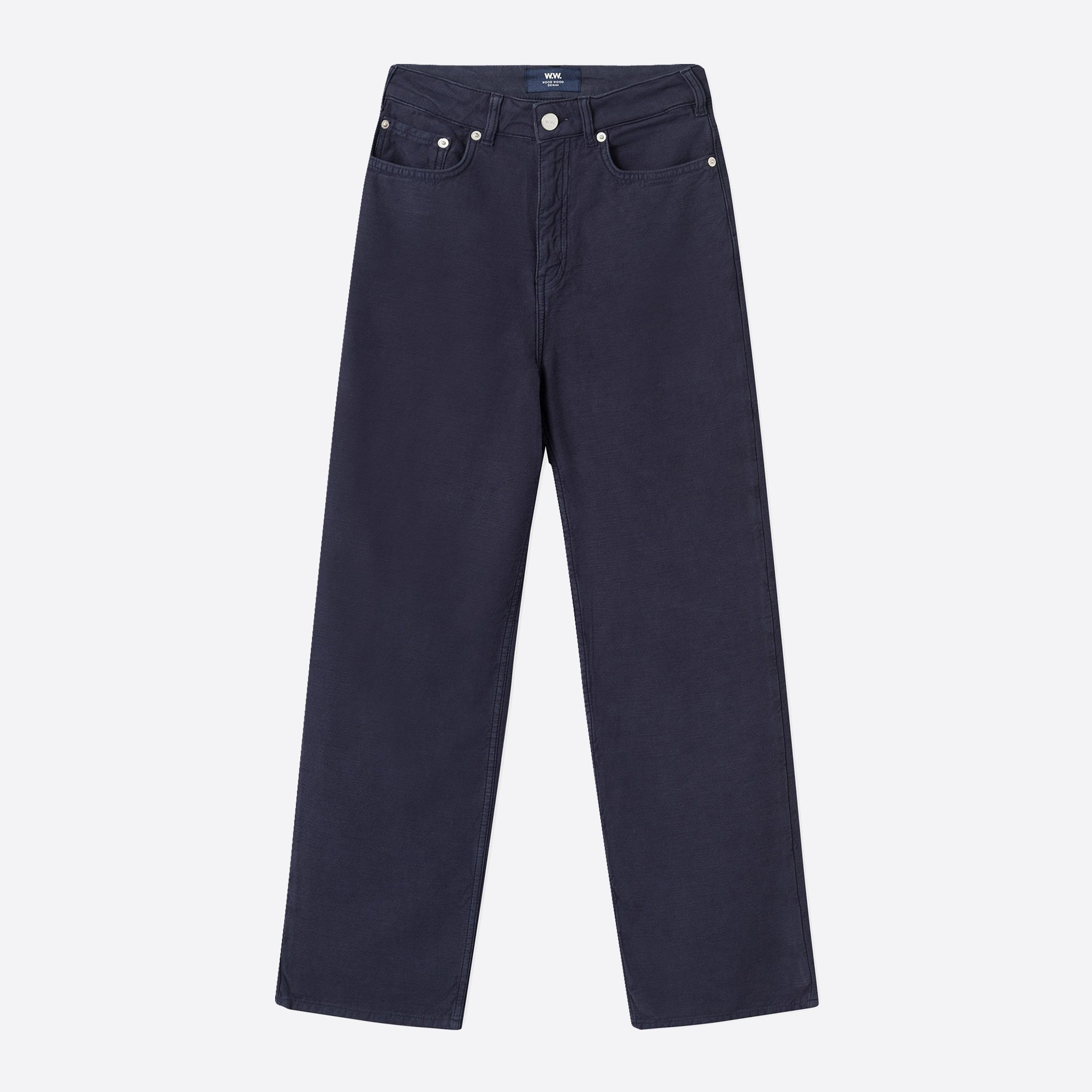 Wood Wood Ilo Jeans in Navy