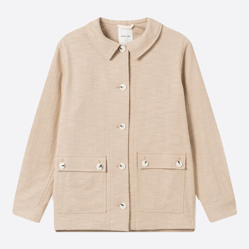Wood Wood Wilma Jacket in Khaki
