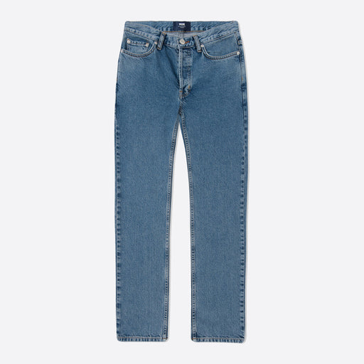 Wood Wood Liv Jeans in Authentic Blue