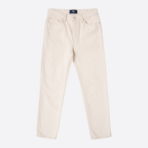 Wood Wood Eve Jeans in Off White