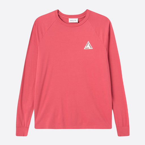 Wood Wood Halli Long Sleeve in Rose