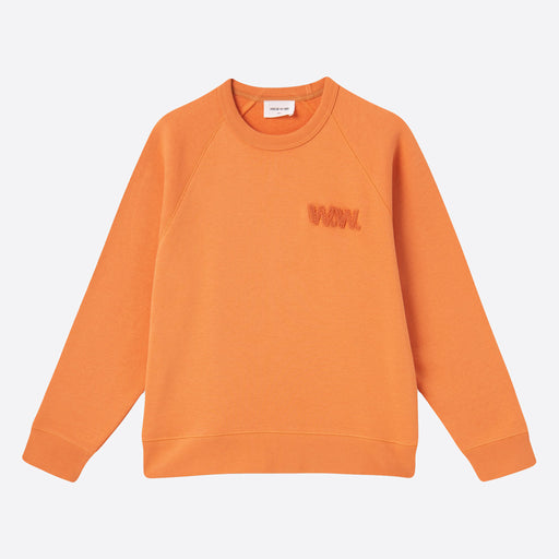 Wood Wood Jerri Sweatshirt in Dust Orange